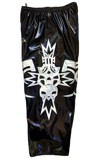 Tribal skull wrestling baggy pants