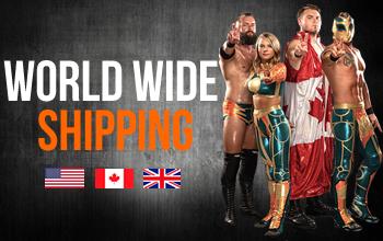 Shop the #1 Pro Wrestling gear store